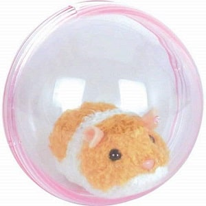 Hamster juguete
